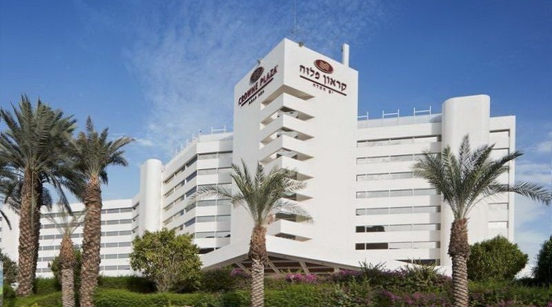 Crowne Plaza 5* Dead Sea Hotel