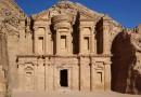 Иордания. Столица древней Набатеи Петра