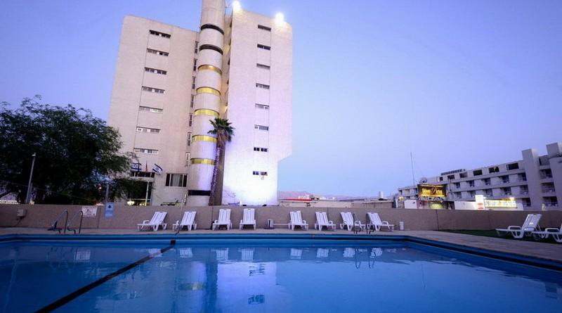 Aquamarine Hotel Eilat_1
