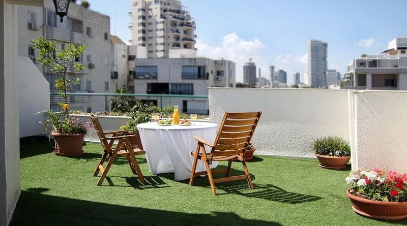Arbel Suites Hotel Tel Aviv_09