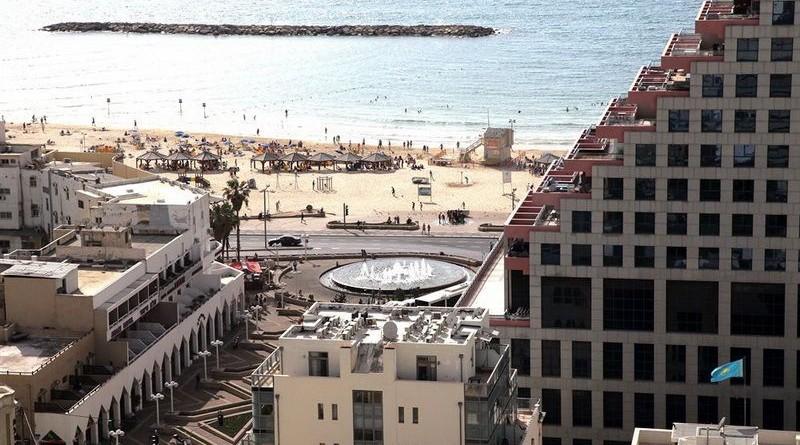 Arcadia Tower Hotel Tel Aviv_19
