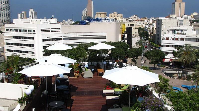 Center Hotel Tel Aviv_12