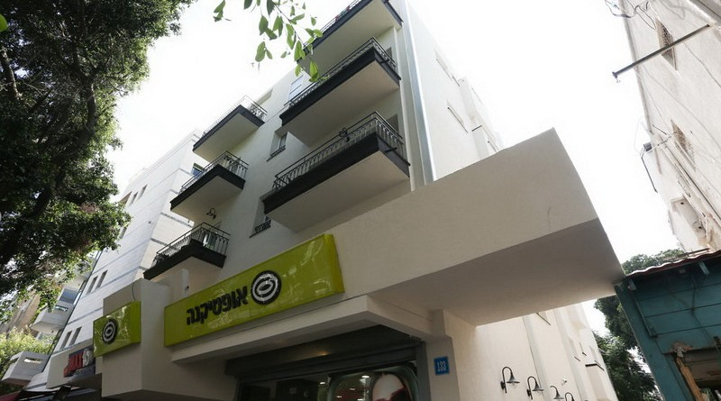 Dizengoff Avenue Hotel Tel Aviv_18