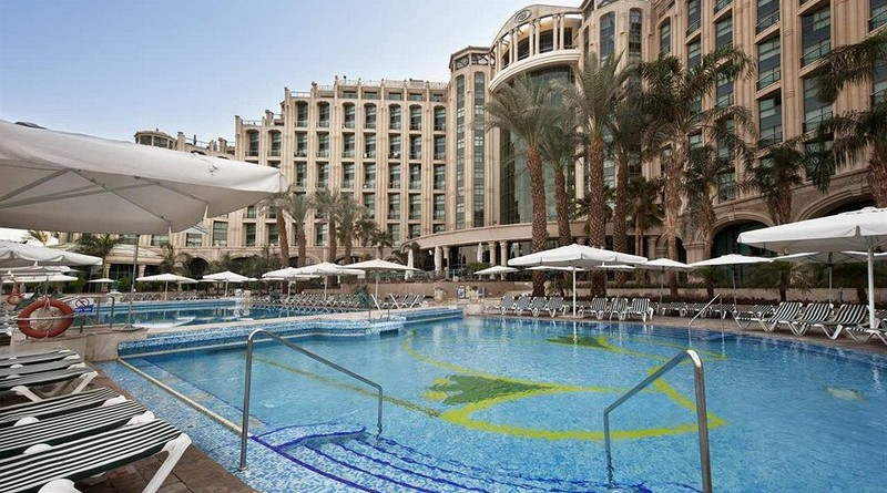Hilton Queen of Sheba Hotel Eilat_03