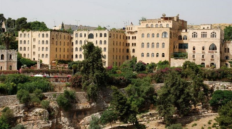 Mount Zion Hotel Jerusalem_03