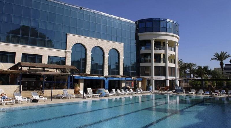 Rimonim Central Park Hotel Eilat_09