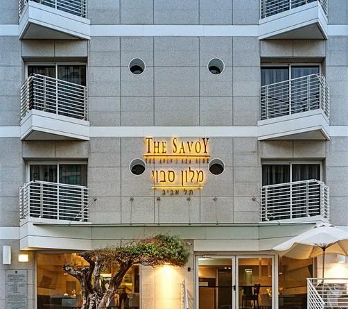 Savoy Hotel Tel Aviv_14