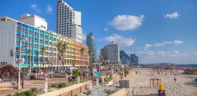 Sea Side Hotel Tel Aviv_11