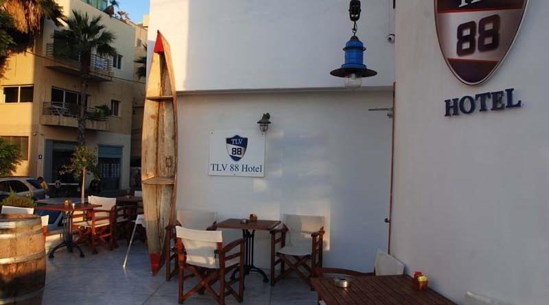 TLV 88 Boutique Hotel Tel Aviv_02