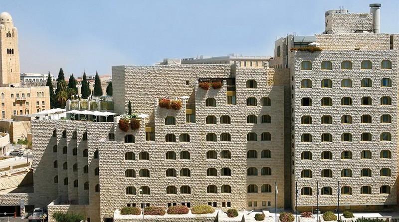 Dan Panorama Hotel Jerusalem_12