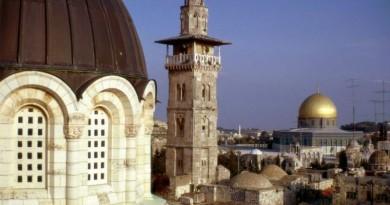 Иерусалим — Вифлееем с Мёртвого моря