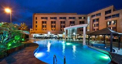 Be Club 3* Hotel Eilat ( ex. Siesta)
